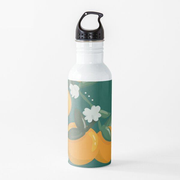 Orange Orchard Water Bottle