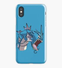 Awesome Gyrados Pokemon Go iPhone Case/Skin