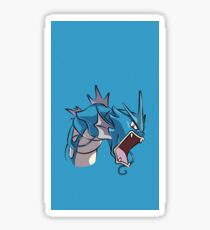 Awesome Gyrados Pokemon Go Sticker
