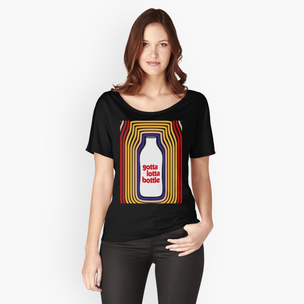NDVH Milk Relaxed Fit T-Shirt