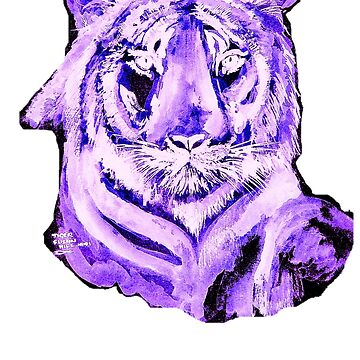PURPLE TIGER LIGHT COLLECTION by Shoshonan