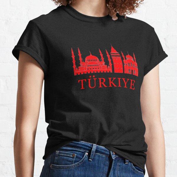 Turkey landmarks Classic T-Shirt