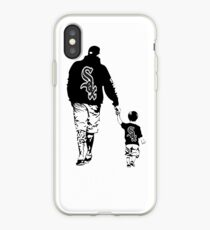 Chicago White Sox - Like Father Like Son iPhone Case