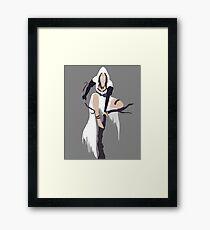 Zoya - Trine Framed Print