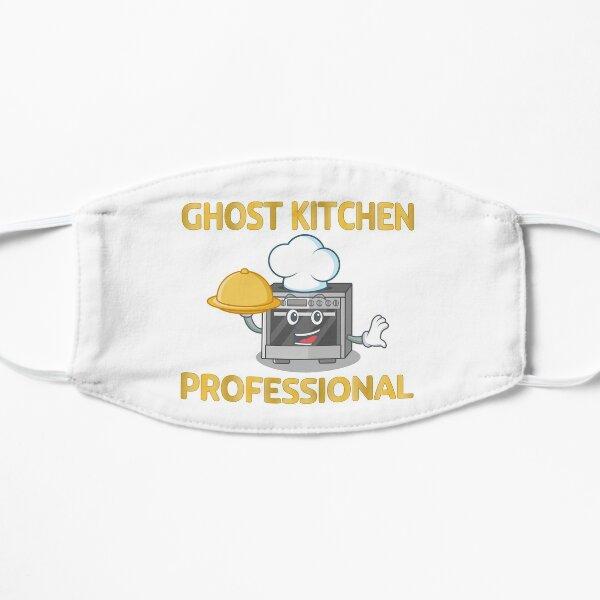 Ghost Kitchen Professional Flat Mask