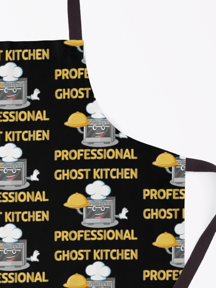 Alternate view of Ghost Kitchen Professional Apron