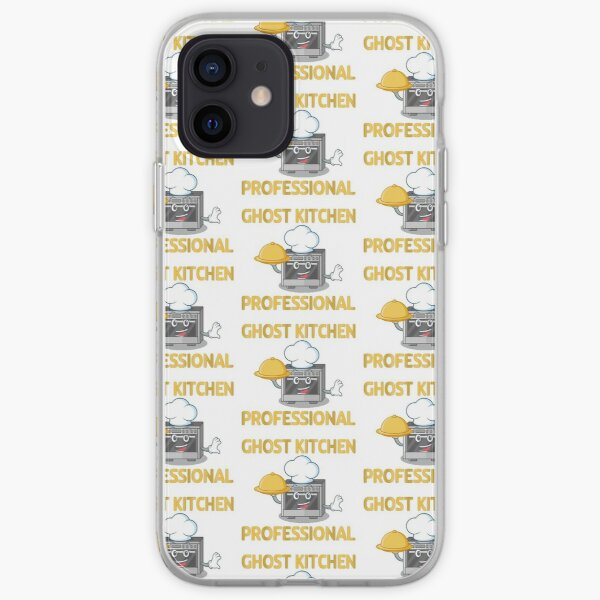 Ghost Kitchen Professional iPhone Soft Case