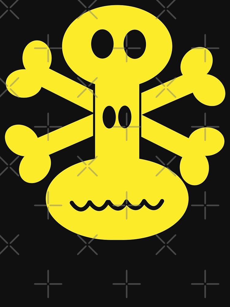 NDVH Skull and Crossbones by nikhorne