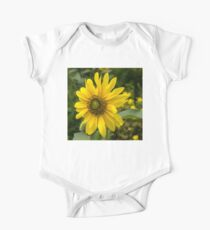 Everybody Loves Sunflowers One Piece - Short Sleeve