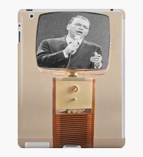 Sinatra's Back iPad Case/Skin