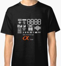 Alpha USer Classic T-Shirt