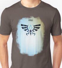 Legend of Zelda Hyrule Rising Minimal Vector Poster  Unisex T-Shirt