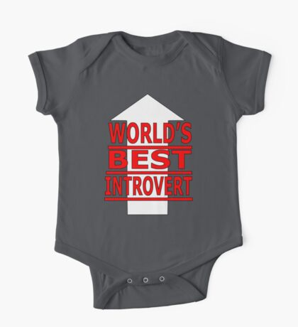 world's best inrovert Kids Clothes
