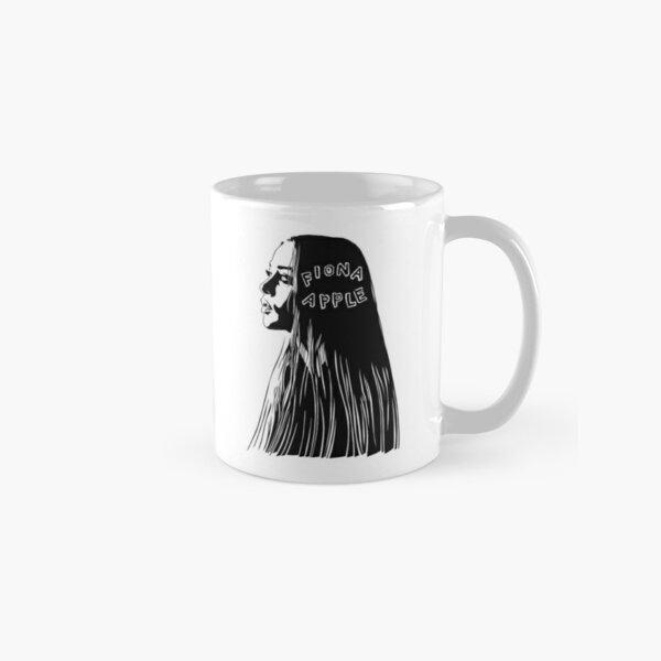 Fiona Apple black Classic Mug