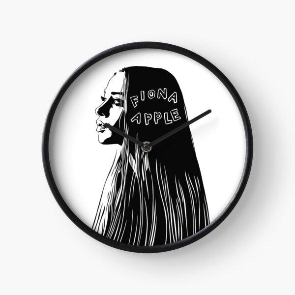 Fiona Apple black Clock