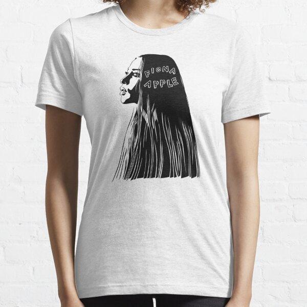Fiona Apple black Essential T-Shirt