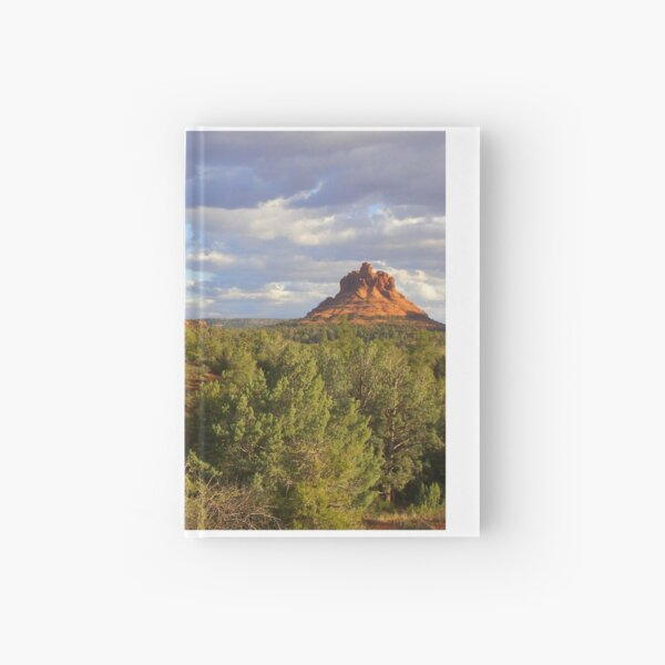Sedona Courthouse Bell Hardcover Journal