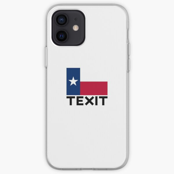 Texit - Time to break free? iPhone Soft Case