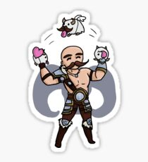 Friend of poros Sticker