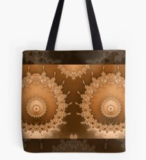 Encircled Breasts Tote Bag