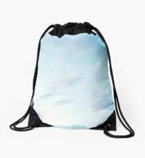 FALLING OUT OF RELEVANCE Drawstring Bag
