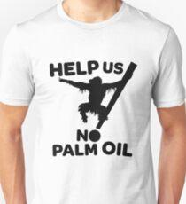 No Palm Oil Slim Fit T-Shirt