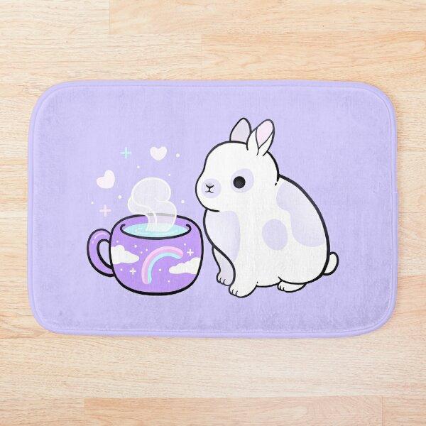 Happy Tea Bun | Nikury Bath Mat