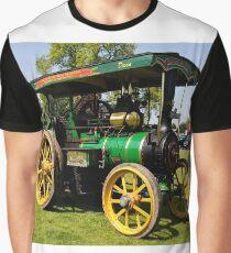 East Lothian Star Graphic T-Shirt