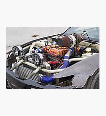 Russian S13 Photographic Print