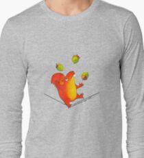 Sally Squirrel Long Sleeve T-Shirt
