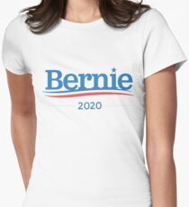 Bernie Sanders 2020 Campaign Women's Fitted T-Shirt