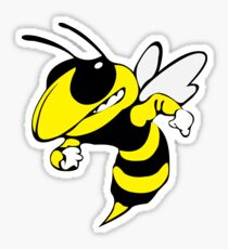 Yellow Jacket Sticker