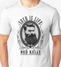 Ned Kelly - Original Outlaw Design T-Shirt