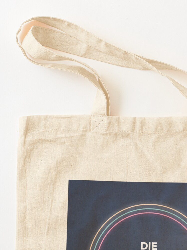 Alternate view of The Scorpio and Battery Show - Podcast Merchandise Tote Bag