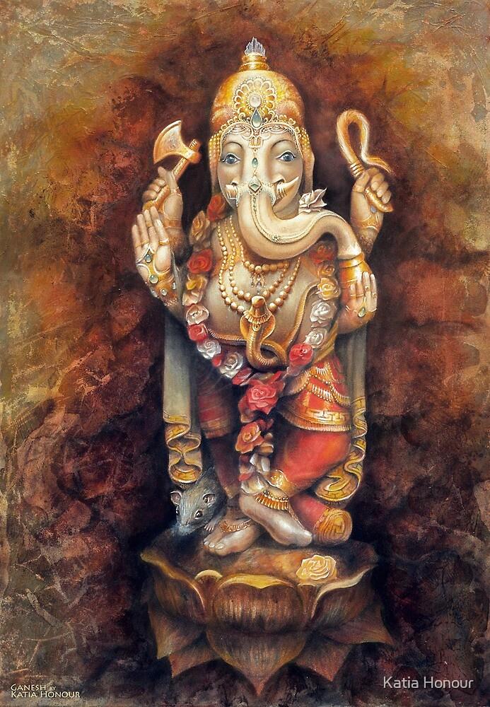 Ganesh by Katia Honour