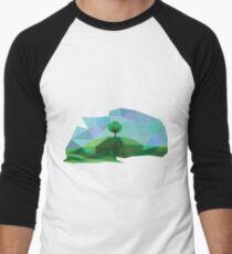 The Summer Tree Men's Baseball ¾ T-Shirt