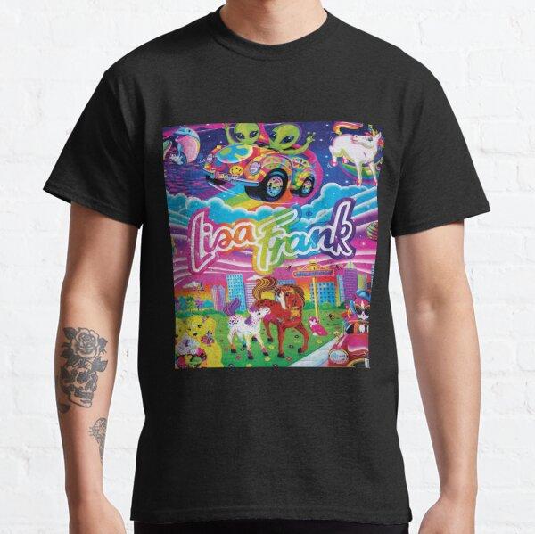 lisa frank 02 Classic T-Shirt