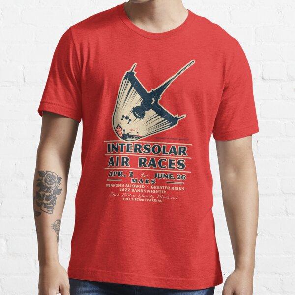 Intersolar Swordfish  Essential T-Shirt