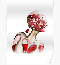 Cosmopolitan Eye-Candy Poster