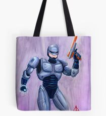 ROBcop Tote Bag
