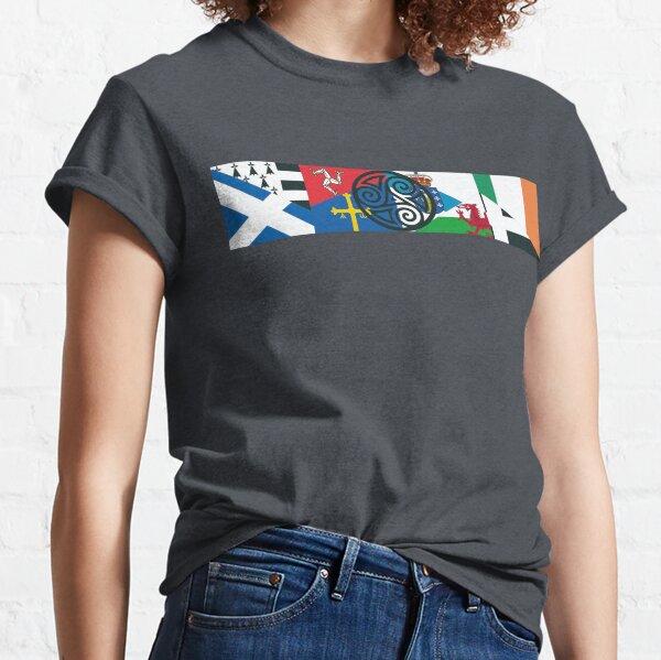 Celtic nations Classic T-Shirt