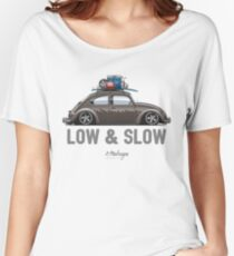 Beetle Low & Slow (brown) Women's Relaxed Fit T-Shirt