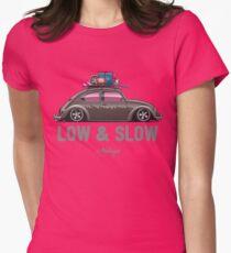 VW Beetle Low & Slow (brown) T-Shirt