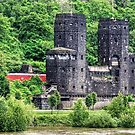 The Bridge at Remagen by Tom Gomez