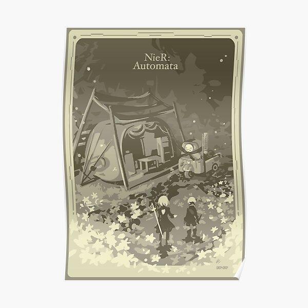 NieR Automata Poster