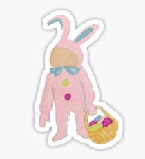 Toddies Easter Bunny Toddler Rabbit Sticker