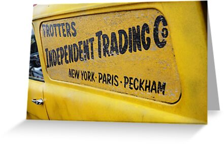 Trotters Independent Trading Co by Rhiannon D'Averc