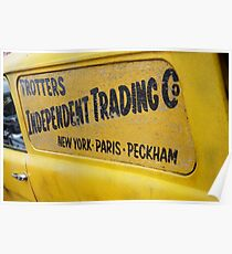 Trotters Independent Trading Co Poster