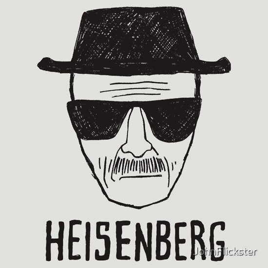 TShirtGifter presents: HEISENBERG - BREAKING BAD - WALTER WHITE  | Unisex T-Shirt