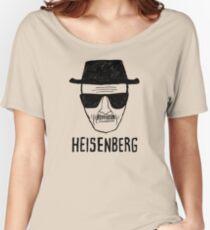HEISENBERG - BREAKING BAD - WALTER WHITE  Women's Relaxed Fit T-Shirt